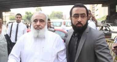 """انتهاء جلسة استئناف """"أبو إسلام"""" على حكم سجنه"""
