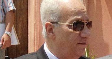 الدكتور محمد إبراهيم وزير الدولة لشئون الآثار<br>