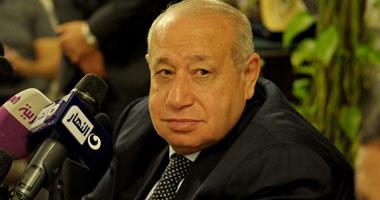 د.محمد أبو شادى وزير التموين