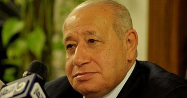 اللواء محمد أبو شادى وزير التموين والتجارة الداخلية