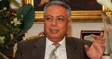 د. محمود أبو النصر وزير التربية والتعليم