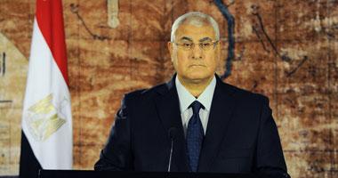 مصدر:الرئيس يتجه لتفويض وزير الخارجية لإلقاء كلمة مصر بالأمم المتحدة