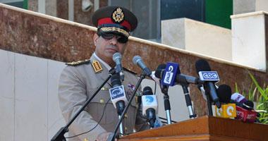 """حملة """"قرار الشعب"""" لترشيح السيسى تعلن عن عدد التوقيعات.. الاثنين"""