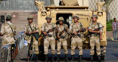 نشطاء يدشنون حملة لدعم القوات المسلحة بالإسماعيلية