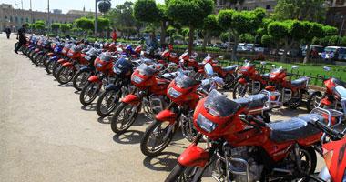 استخراج رخص الدراجات البخارية