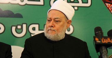 عاجل من علي جمعة بخصوص اغنية عبد الحليم للرسول