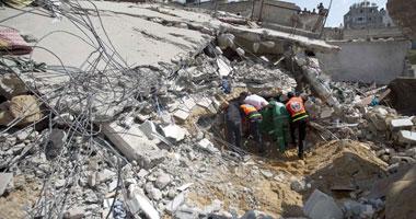 """مع دخول الهدنة حيز التنفيذ بغزة.. ننشر جرائم الاحتلال الوحشية.. استشهاد 7 صحفيين بعد قصف منازلهم.. و""""الصحة"""" تؤكد استشهاد 22 من كوادرها والدفاع المدنى.. واستهداف الإعلاميين للتغطية على جرائم إسرائيل"""