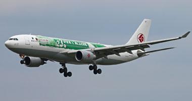طائرة جزائرية تفقد قطعة من منظومة العجلات لدى إقلاعها من فرنسا
