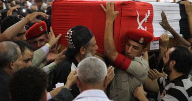 جنازة شهداء رفح