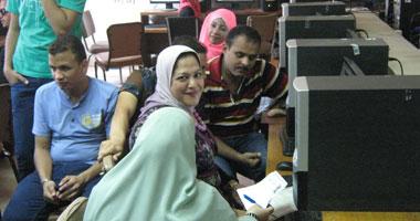 مكاتب التنسيق تستقبل الطلاب لسحب 3820131215730.jpg