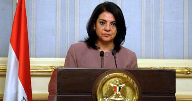 وزيرة الإعلام توافق على التعاون مع الإعلام الخاص فى تغطية الاستفتاء