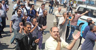 ضبط سودانى شارك فى مسيرات الإخوان مقابل مبلغ مالى بالعمرانية