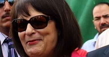 د. ليلى إسكندر وزيرة الدولة لشئون البيئة