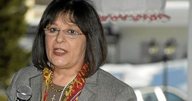 الدكتورة ليلى إسكندر وزيرة الدولة لشئون البيئة