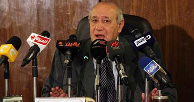 د. محمد أبو شادى وزير التموين