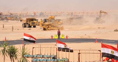 ننشر بالصور المخطط الاستراتيجى الكامل لمشروعات محور القناة الجديدة.. إنشاء 7 أنفاق لربط سيناء بكل مصر.. توفير فرص استثمارية مميزة تستوعب كبرى الشركات الضخمة عالمياً.. والتكلفة المتوقعة 60 مليار جنيه
