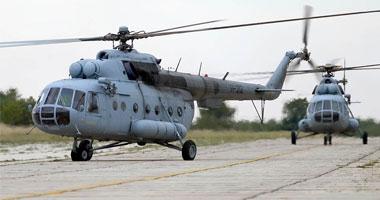 طائرات هليكوبتر تحلق لتمشيط محيط انفجار موكب النائب العام