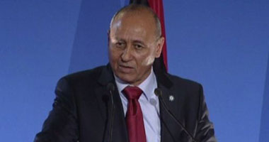 وزير الخارجية والتعاون الدولى الليبى الدكتور محمد عبد العزيز