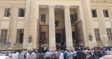 """توافد """"ألتراس ثورجى"""" أمام محكمة عابدين تزامناً مع محاكمة زملائهم"""