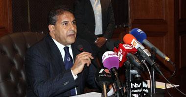 """وزير الرياضة: ننتظر نتائج تحقيق الأهلى فى واقعة """"عبد الظاهر"""""""