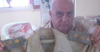 العقيد يسرى عمارة أكتوبر: أسرت عساف ياجورى قائد اللواء المدرع الإسرائيلى ويدى تنزف