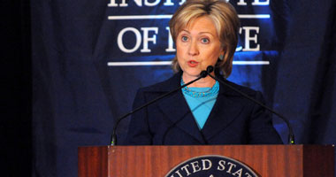 هيلارى كلينتون: مبارك لم يقم بما فيه الكفاية لإرضاء الشعب