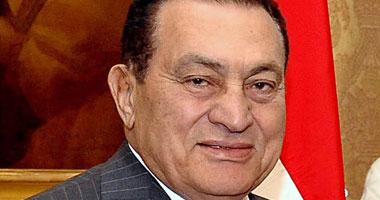 الرئيس محمد حسنى مبارك