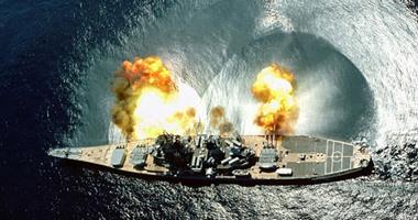 """أفضل 50 صورة حربية لـ""""لحظة إطلاق النيران"""""""