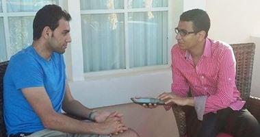محمد الشوربجى المُصنف الأول عالميا: لو فضلت فى مصر كنت هبطل اسكواش