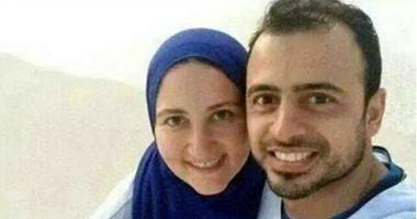 سيلفي الداعية مصطفي حسني مع زوجته يثير جدل بسبب ملابس زوجته 2015