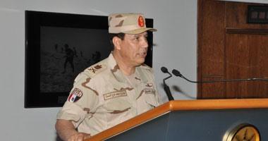 اللواء أسامة منير قائدا للبحرية واللواء فرج الشحات مديرا للمخابرات الحربية