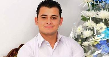 الضابط الشهيد النقيب عمر محمد شكرى