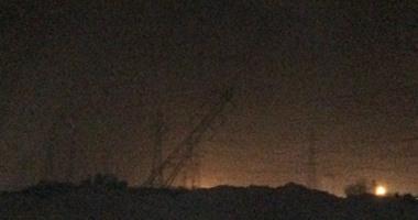 انقطاع الكهرباء عن مدينة الانتاج الاعلامى