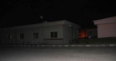 انقطاع الكهرباء بمدينة الانتاج الاعلامى