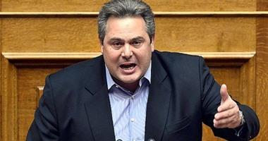 وزير الدفاع اليونانى يدعو المواطنين للتبرع لشراء سفن حربية