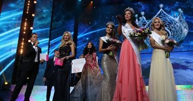 بالصور.. صوفيا نيكيتشوك ملكة جمال #روسيا لعام 2015