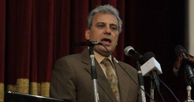 جابر نصار: عودة الموظفين المدمنين فى فبراير مع كتابة تعهد لخضوعهم للتحليل