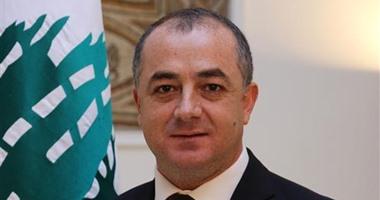 وزير الدفاع اللبنانى: نعمل على تقوية الجيش ليكون الضامن الوحيد للأمن فى البلاد