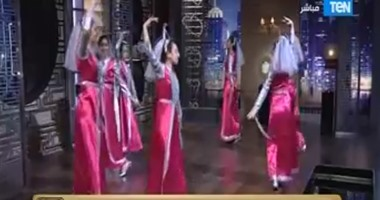 """""""البيت بيتك"""" يستهل حلقة اليوم بعرض راقص يجسد الثقافة الأرمنية"""