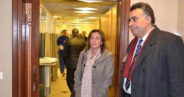 """الإعلامية هويدا أبوهيف: مستشفيات أندلسية """"التفاح الأخضر"""" فى مصر"""