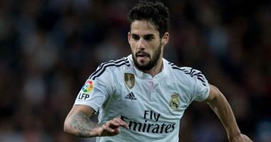 ريال مدريد يرفض بيع إيسكو إلى أرسنال وتشيلسى