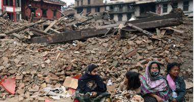 ملياردير نيبال الوحيد ييدأ فى تنفيذ برنامجه للإغاثة من الزلزال