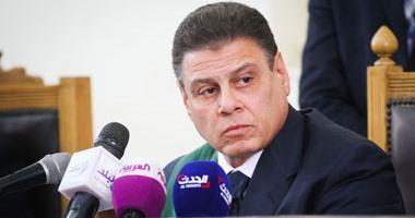 """تأجيل محاكمة محمد بديع و12 آخرين فى قضية """"أحداث مكتب الإرشاد"""" لـ24 مايو"""
