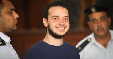تجديد حبس أنس البلتاجى وشقيق معتز مطر 45 يوما لانضمامهما لجماعة إرهابية