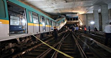 قطار العباسية - صورة أرشيفية