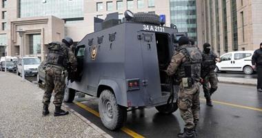 مقتل ضابط شرطة ومساعده فى إطلاق مسلحين النار عليهما فى تركيا