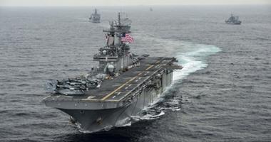 """البحرية الأمريكية تؤيد قرار فصل قبطان """"ثيودور روزفلت"""" بسبب كورونا"""