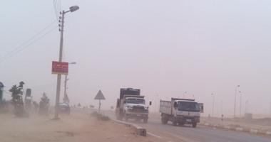 أمطار وعواصف ترابية بالوادى الجديد وكفر الشيخ 42016101511185942016