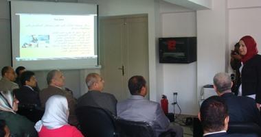 بالصور.. افتتاح سفارة المعرفة بكلية التربية فى جامعة دمياط
