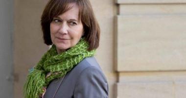 وزيرة حقوق المراة الفرنسية لورانس روسينول